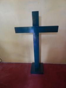 My cross ready for Hanal Pixan