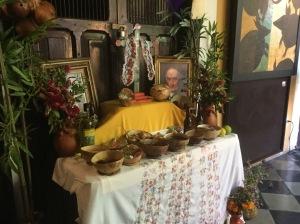 A Merida restaurant Altar